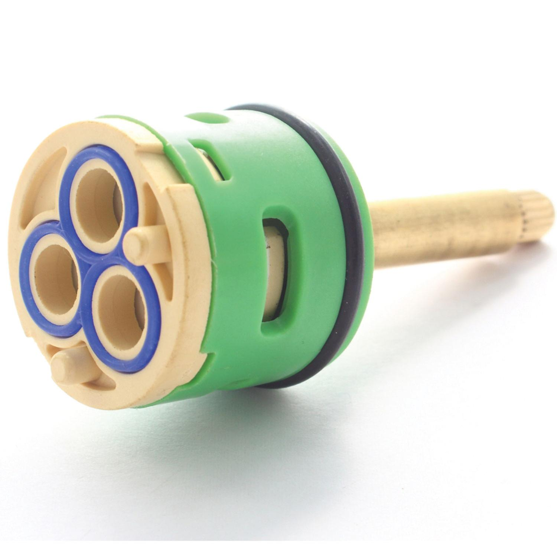 3 Way Shower Valve Flow Diverter Cartridge -  82.5mm Total Length