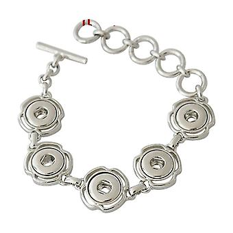 Stainless Steel Bracelet For Mini Click Buttons Kb0897s
