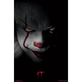 IT - Pennywise Poster Print