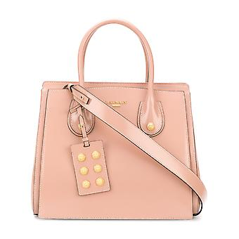 Balmain ladies S8FS127PVCL1021 pink leather handbags
