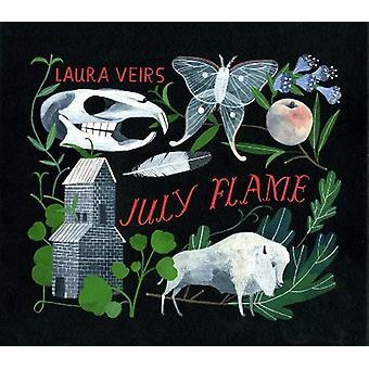 Laura Veirs - juli flamme [Vinyl] USA import