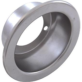 Jacuzzi 43-0641-12-R Spa Jet Stainless Steel Escutcheon