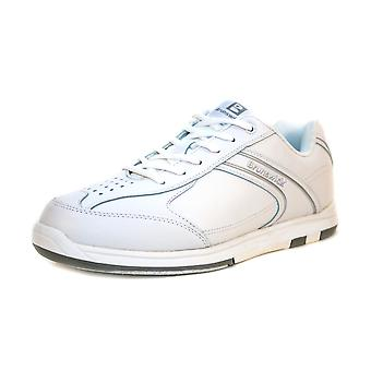 Brunswick flyer white - Bowling shoes for men and women in white