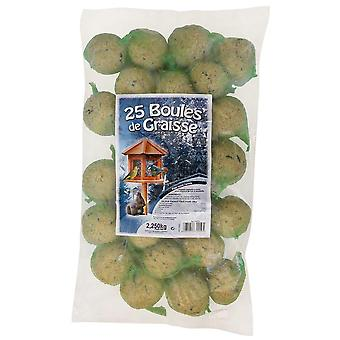 Agrobiothers Bag Of 25 Suet Balls Odc (Vogels , Speelgoed)