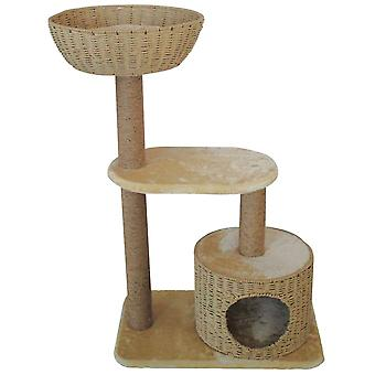 Ica Scraper Country Cest and Gate (Cats , Toys , Scratching Posts)
