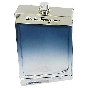 Subtil Eau De Toilette Spray (Tester) By Salvatore Ferragamo