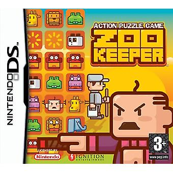 Zoo Keeper (Nintendo DS) - Factory Sealed