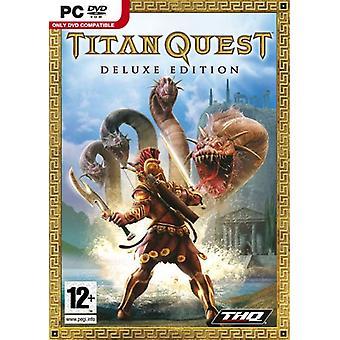 Titan Quest - Deluxe Edition (PC DVD)