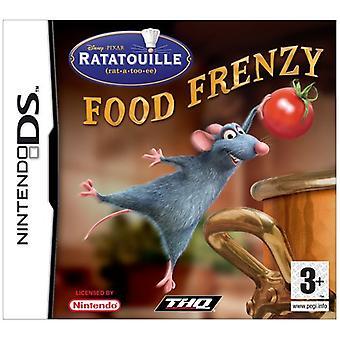 Ratatouille Food Frenzy (Nintendo DS) - Factory Sealed