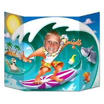 Surfer Dude Photo Prop