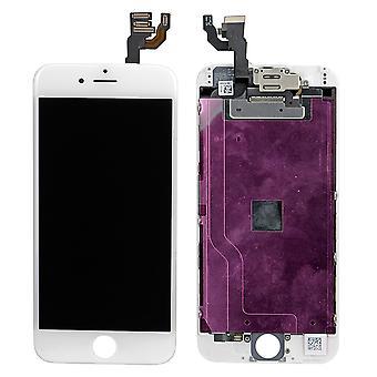 Für das iPhone 6 komplette LCD-Bildschirm - weiß - Premium-Qualität | iParts4u