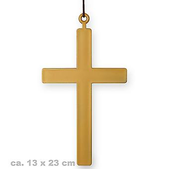 Cross chain large cross priest chain monk