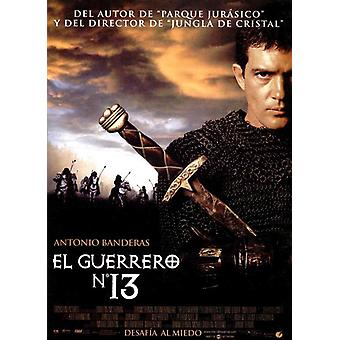 The 13th Warrior Movie Poster (11 x 17)
