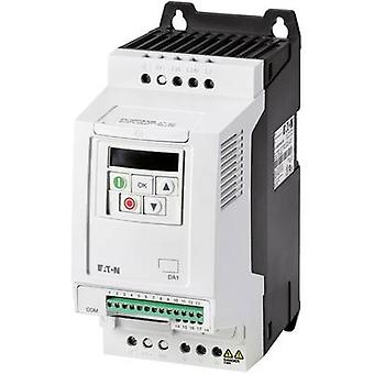 Eaton Frequency inverter DA1-124D3FB-A20C 0.75 kW 1-phase 230 V