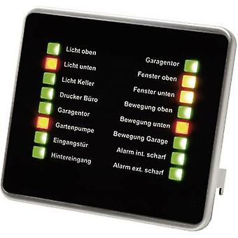 HomeMatic-Wireless-Status-Monitor LED16 eQ-104798