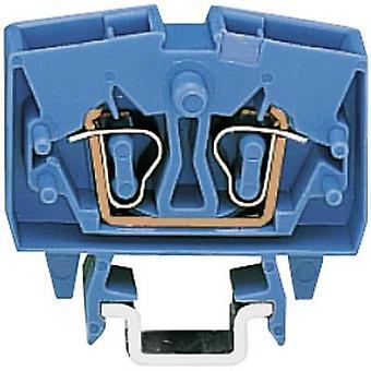 WAGO 6mm 264-704 continuità Pull Primavera configurazione: N blu 1/PC
