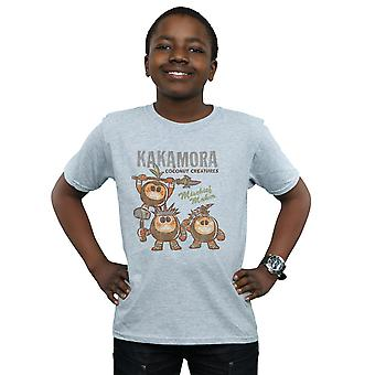 Disney Boys Moana Kakamora Mischief Maker T-Shirt