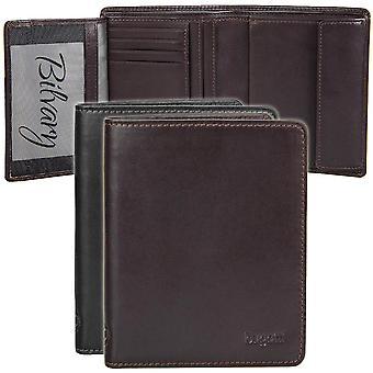 Bugatti Primo-suit Exchange leather purse wallet 491078