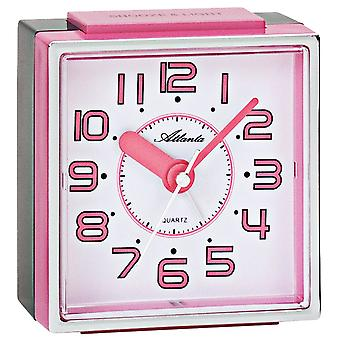 Quartz alarm clock alarm clock quartz repetition creeping second crescendo
