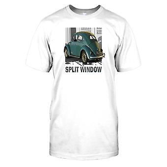Dele vinduet bille - klassisk VW Kids T skjorte
