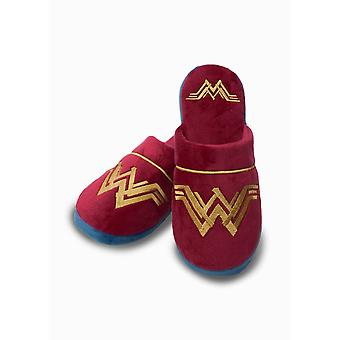 Official DC Wonder Woman Slippers