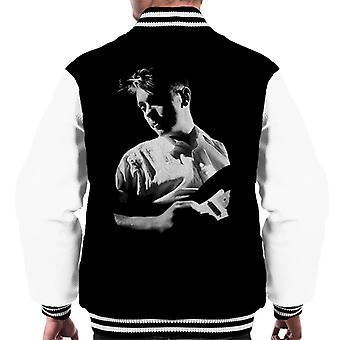 New Order Live Bernard Sumner Men's Varsity Jacket