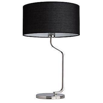 Megapolis Chrome Table 1 lampe