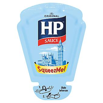 HP Brown Sauce Squeezy Sachets