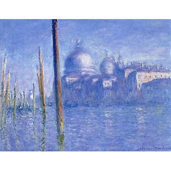 grand ganal,Claude Monet,50x40cm