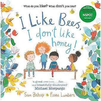 Jeg liker bier - jeg liker ikke honning! av Fiona Lumbers - Fiona gamle møbler-