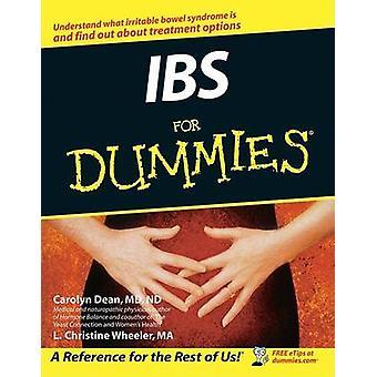 IBS For Dummies by Carolyn Dean - L.Christine Wheeler - 9780764598142