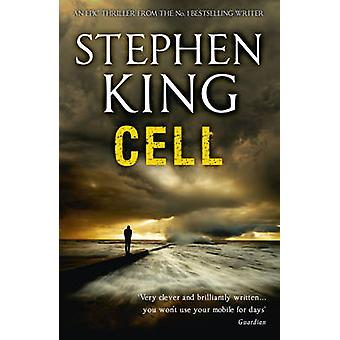 Cell by Stephen King - 9781444707823 Book