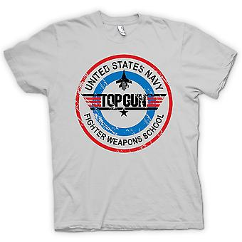 Niños camiseta - Top Gun Fighter armas - USAF