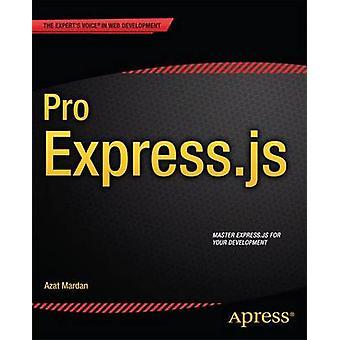 Master Express.js - le Framework Node.js pour votre développement Web par