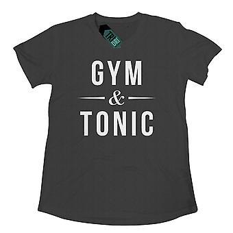 Fitness-Studio & Tonic, Womens Tridri Top