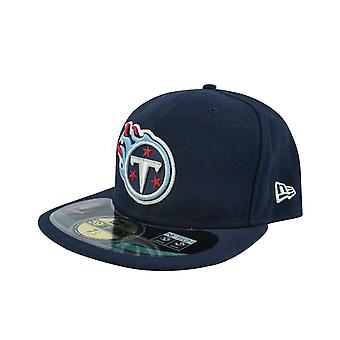 New Era 59Fifty NFL Tennessee Titans Mütze blau