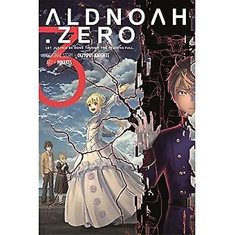 Aldnoah.Zero Season 1, Vol. 3