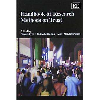 Manual de métodos de investigación en la confianza