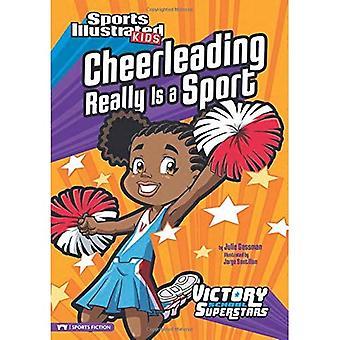 Echt Is een Sport Cheerleading