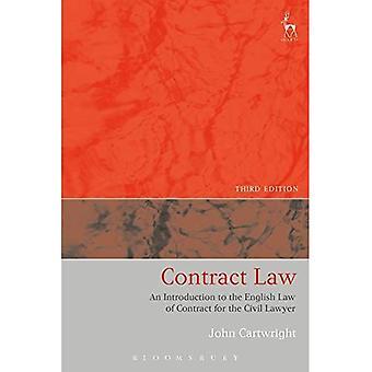 Vertragsrecht: Eine Einführung in das englische Vertragsrecht für den zivilen Anwalt