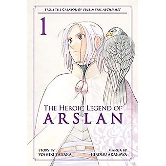 Heroic Legend of Arslan 1, The (The Heroic Legend of Arslan)