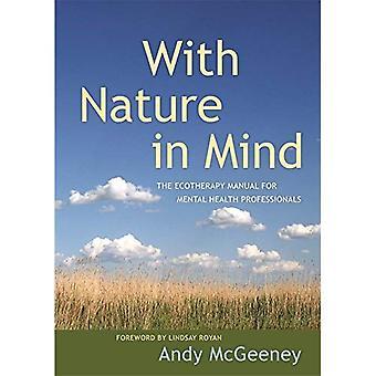 Com a natureza em mente: O Manual de Ecotherapy para profissionais de Saúde Mental