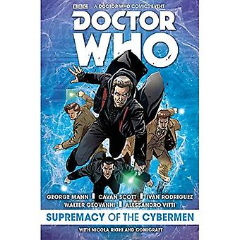 Doctor Who: The Supremacy of the Cybermen (Dr Who Graphic Novel) (Doctor Who Event) (Doctor Who New Adventures)