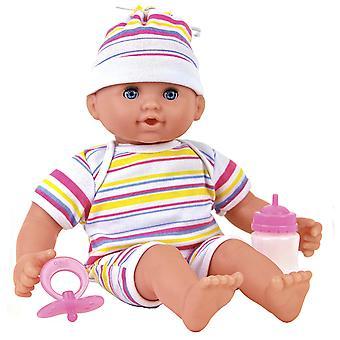 Poppen wereld 8140 pratende kleine lieverd Doll