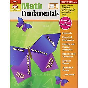 Math Fundamentals, Grade 5 (Math Fundamentals)