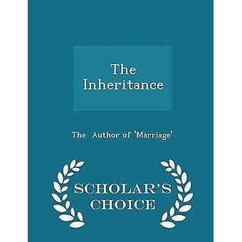 De overname van keuze editie van de geleerden door de auteur van het huwelijk & de