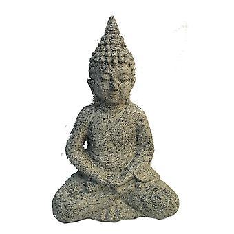 Buddha seated garden decoration 44 cm