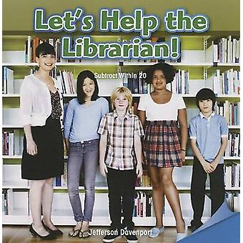 Let's Help the Librarian! - Subtract Within 20 by Jefferson Davenport