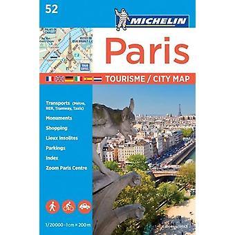 Paris Plan  - Transport Map 52 - 9782067211544 Book