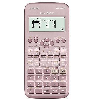 Casio GCSE Scientific Calculator with 276 Functions - Pink (FX83GTX-DP)